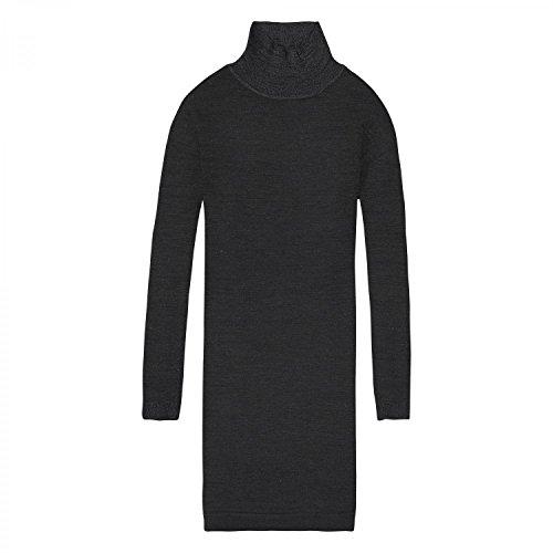 Maison Scotch Damen Kleid Knitted Lurex Dress 134178 Combo B