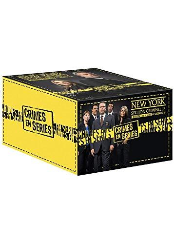 New York, section criminelle - L'intégrale de la série - Saisons 1 à 10