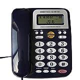 Telefon, Festnetz, Festnetz, Festnetz, Anrufer-ID, benutzerdefinierter Alarm, Dual Interface, großes Volumen, große Taste, mehrere Farben