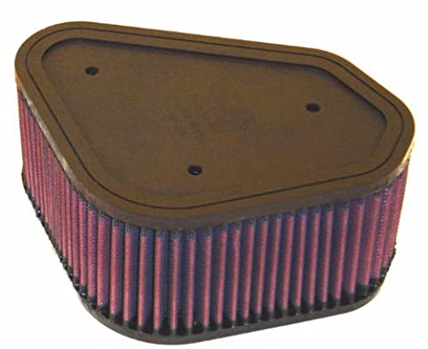 K&N KA-6503 Replacement Air Filter for Kawasaki KFX 700 B V-Force from 2004 / KSV 700 B V-Force from