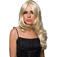 Pleasure Wigs Women's Zoey Wigs, One Size, Blonde
