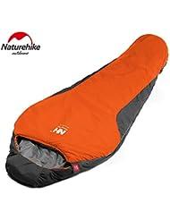 Natural Hike Momia Saco de Dormir Ultralight Acampada y Senderismo para Invierno Otoño nh15s013 ...