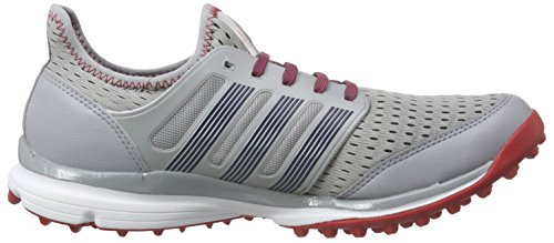 adidas Herren Climacool Laufschuhe Grau (Mid Grey/Night Marine/Power Red)