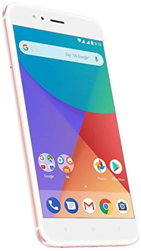 "Xiaomi Mi A1 5.5""4GB/64GB Doble Sim, Con Google Play [Version Europea] Oro Rosa"