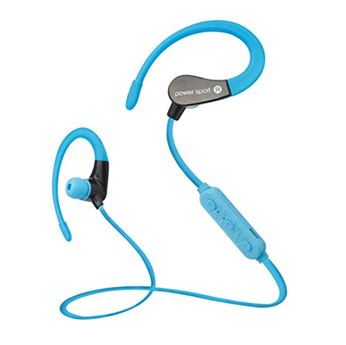 Xshuai Hochwertige Bluetooth 4.2 Wireless In-Ear Stereo Bluetooth Universal Kopfhörer Earbuds Sport Kopfhörer Headsets Für iPhone 7/7 Plus-6s / 6s Plus Google Pixel, Samsung, Tabletten, Samsung, LG V20 Psp / iPod / MP3-Player (Schwarz / Balu / Rosenrot / Rot / Himmelblau / Gold / Silber) (Himmelblau) (Psp Mp3)