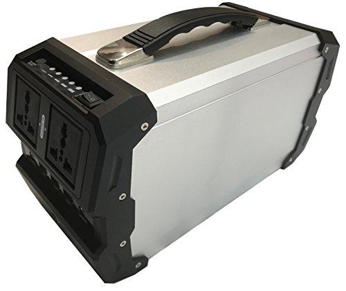 240Volt batterie S650Portable Lot Générateur solaire 360WH