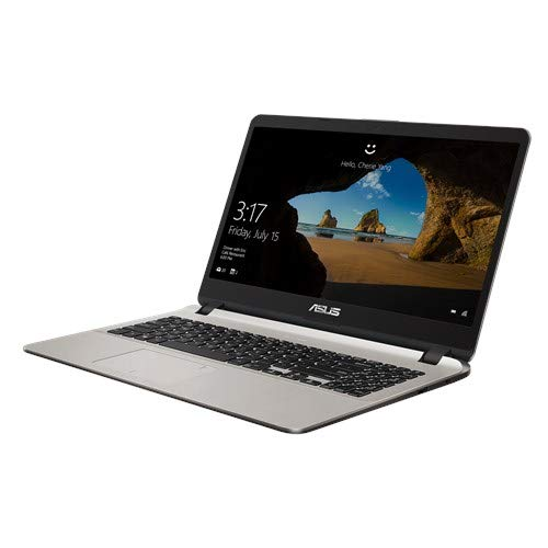 Asus Vivobook X507UF-EJ101T Notebook (i5-8250U (8th Gen.)/ 8GB DDR4/ 1TB HDD / Nvidia MX130 2GB DDR5/ 15.6″ Full HD AntiGlare / Windows 10 / 1.68 Kgs / Finger Print Reader / Gold)