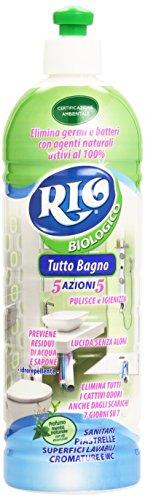 Rio - Tutto Bagno, Detergente 5 Azioni , 750 ml