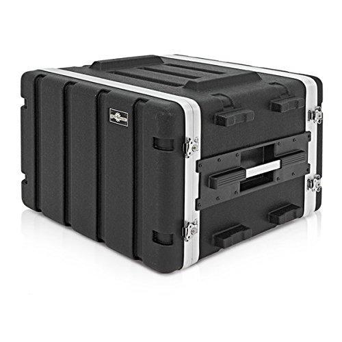 """8HE/8U 19"""" Rack-Koffer von Gear4music"""