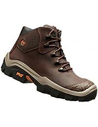 Auda - Chaussures De Sécurité En Cuir Pour Les Hommes Gris Gris 46 Ue 5aD7650IMf