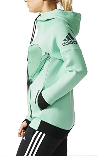 Adidas à capuche weats DAYBREAKER OLYMPIC vert