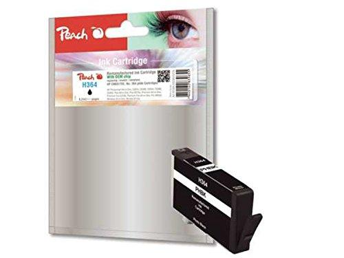Peach PI300-545 Foto Black Remanufactured Tintenpatronen Pack of 1
