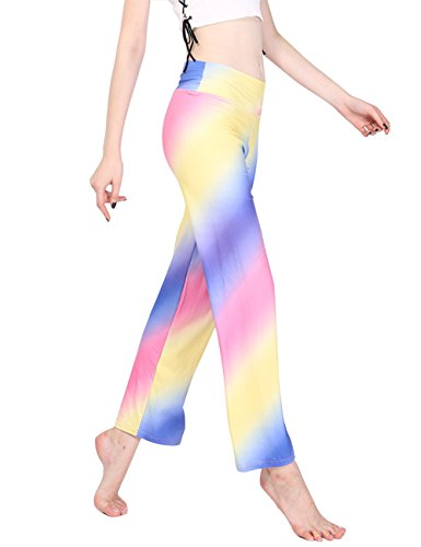 shermie -  Pantaloni  - Donna Multicoloured