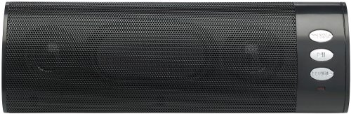 auvisio Portable MP3-Soundstation mit Akku & SD-/USB-Player, 10 Watt