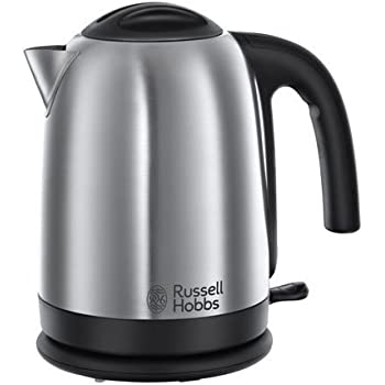 russell hobbs 20460 buckingham quiet boil kettle 3000 w. Black Bedroom Furniture Sets. Home Design Ideas