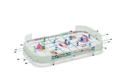 Preisvergleich Produktbild STIGA Tischspiel Play OFF, weiß, 90x50x8 cm