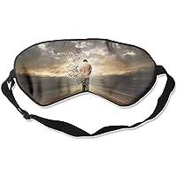 Eye Mask Eyeshade at Road Sleep Mask Blindfold Eyepatch Adjustable Head Strap preisvergleich bei billige-tabletten.eu