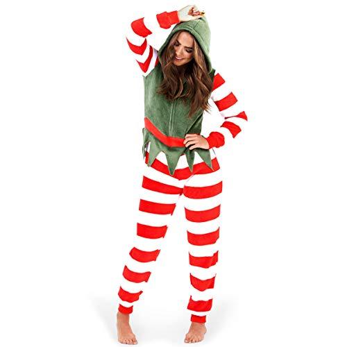 b77c490fa3bb Ladies Womens Snug Onesie Adult All in One Fleece Zip Jumpsuit Pyjamas  Nightwear (XL -