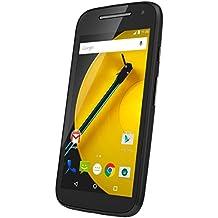 "Motorola Moto E SIM única 4G 8GB Negro - Smartphone (11,4 cm (4.5""), 8 GB, 5 MP, Android, 5.0 Lollipop, Negro)"