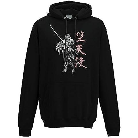 sudadera con capucha hombre Long sword warrior