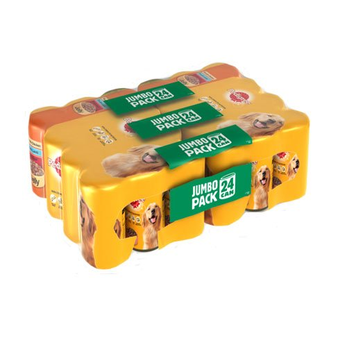 pedigree-dog-tins-400gm-24-for-20