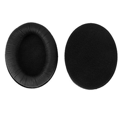 Coussinets Coussinets de rechange pour casque HD201Noir