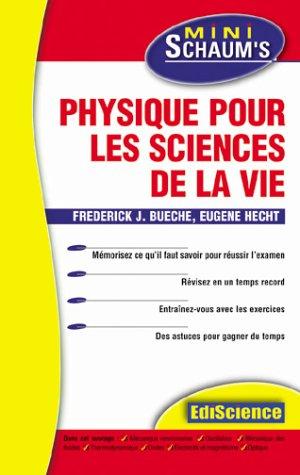 Physique pour les sciences de la vie
