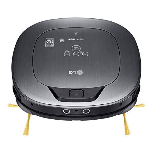 Aspirador Robot Vr9647Ps Inver.Smart Videovigilancia Lg