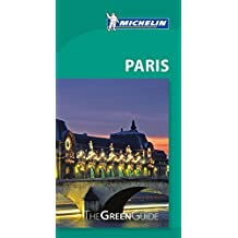 Michelin Green Guide Paris-