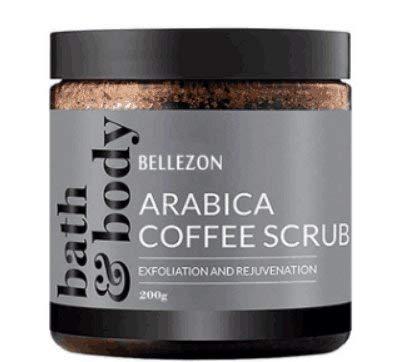 Samara Faith Beauty 100% Natural Arabica Coffee Body Scrub