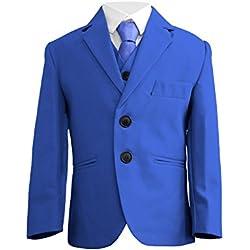 Matthew Griffin - Traje - para niño Azul azul 7 años