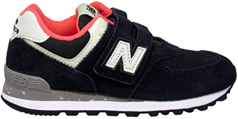 New Balance IV574 HN Blu Scarpe Bambino Bambino Bambino Strappo scarpe da ginnastica Camouflage | Nuovo Prodotto 2019  34d43d