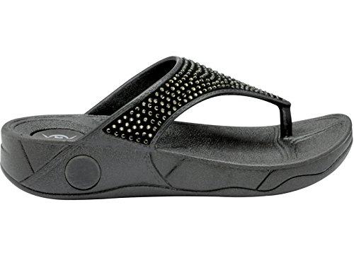 Foster Footwear - Sandali  da ragazza' donna Black