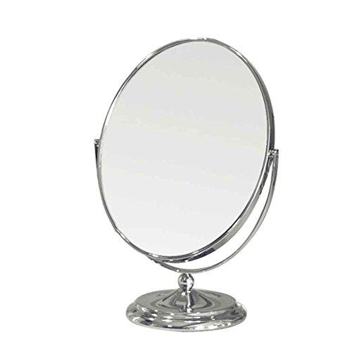 Miroirs de Bureau Ovale Haute définition de Bureau Portable Grande de Maquillage Princesse importé HD surdimensionnée