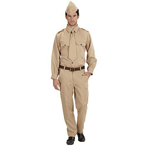 ostüm Soldat WW2 ()