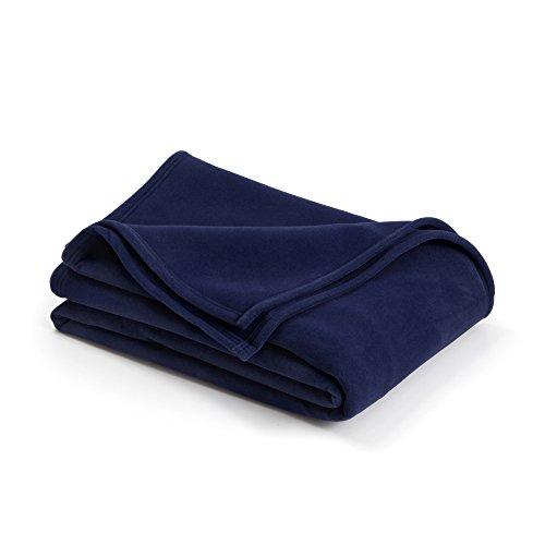Vellux Original Decke, Nylon, Navy, Twin