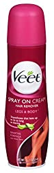 VeetVEET Spray On Hair Removal Cream Sensitive Formula 5.10 oz (Pack of 6)