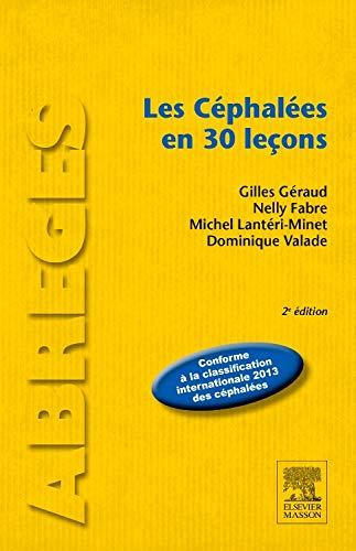 Les céphalées en 30 leçons par Gilles Géraud