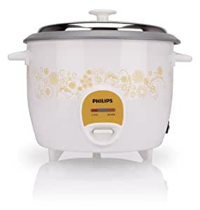 Philips Daily Collection HD3043/01 1.8-Litre Rice Cooker