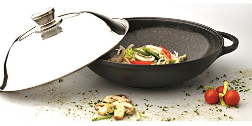 Non-Stick Chinese Wok (32cm - 5litres)
