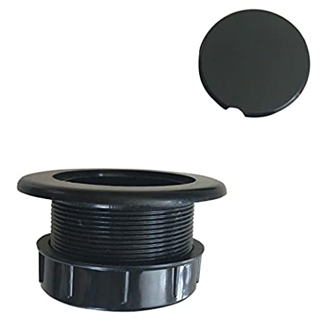 Do4U Patio Parasol Umbrella Table Hole Ring Cap Plug Set
