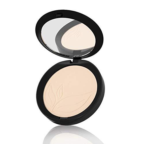Purobio Cosmetics - Poudre Compacte Indissoluble N°1 Neutre 9G - Lot De 3 - Vendu Par Lot - Livraison Gratuite En France