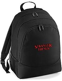 New Embroidered Stranger Things Rucksack backpack