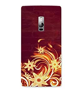 Cell Planet High Quality 3D Desginer Back Cover For One Plus 2
