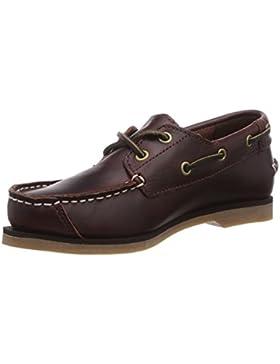 Timberland Boat Shoes FTK Peaks Island 2 Eye Boat Shoe 85954, Unisex - Kinder, Bootsschuhe