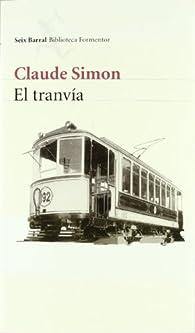 El tranvía par Claude Simon