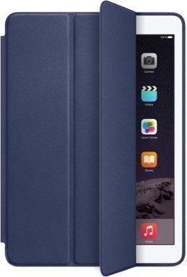 Infomatica Labs Leather Smart Case Foldable Flip Cover for Apple iPad Air...