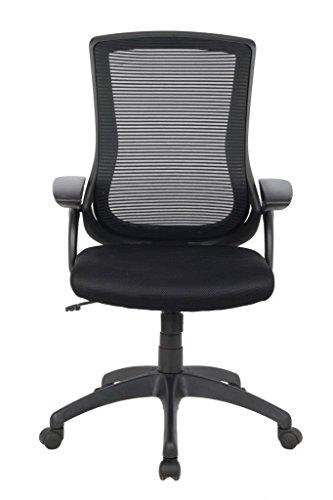 Viva office seggiola da ufficio per pc sedia con for Sedia da ufficio amazon