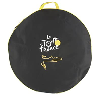 Tour de France Wheel Set Bag - Black