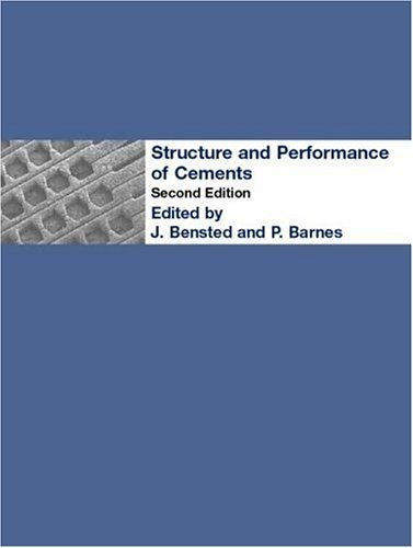 Structure and Performance of Cements (English Edition)